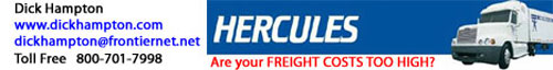 Herecules Freight Co. logo